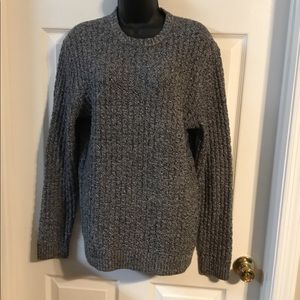 Old Navy charcoal sweater, size M
